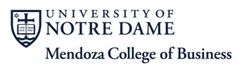 The University of Notre Dame, Mendoza College of Business
