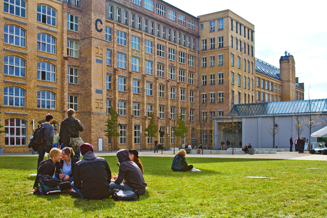 Study Language & Area Studies in Berlin with IES Abroad