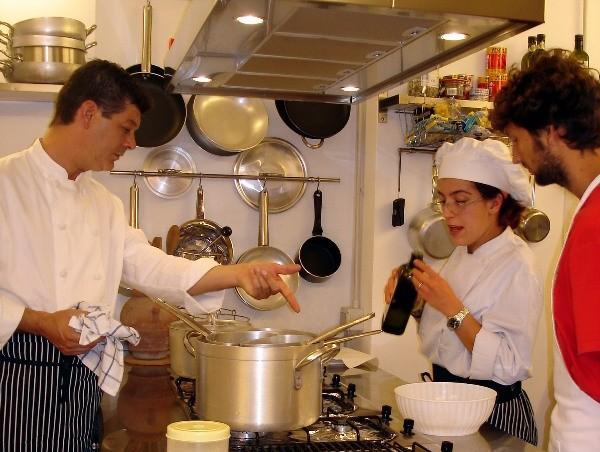 Corso di cucina italiana firenze italia