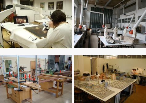 Polytechnic Institute of Tomar Conservation and Restoration