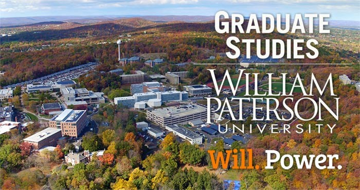 William Paterson University Of New Jersey In Usa Mba Degrees