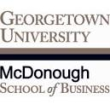 Georgetown University's McDonough School of Business
