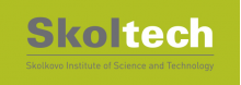 The Skolkovo Institute of Science and Technology (Skoltech)