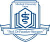 PhD in Medicine at Medical University Varna
