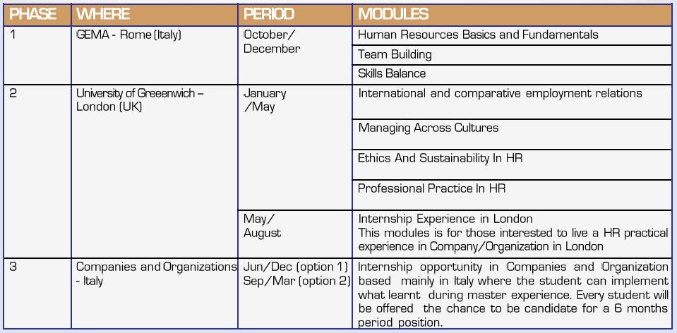 what is international human resource