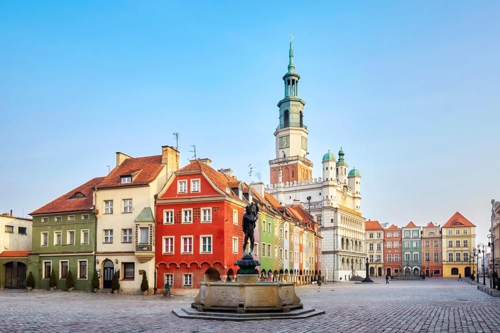 Poznan University Of Technology In Poland Master Degrees